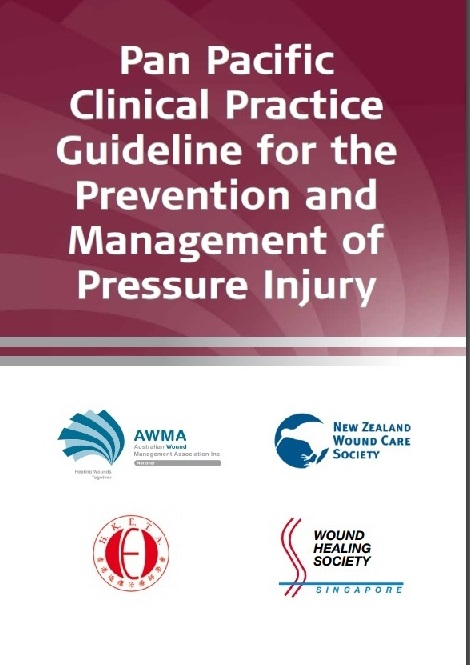 Clinical Practice Guidelines - Mgt. of Pressure Injury